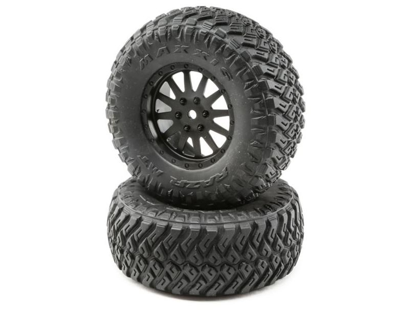 Losi LOS43015 - Wheels and Tires Mounted (TENACITY SCT)