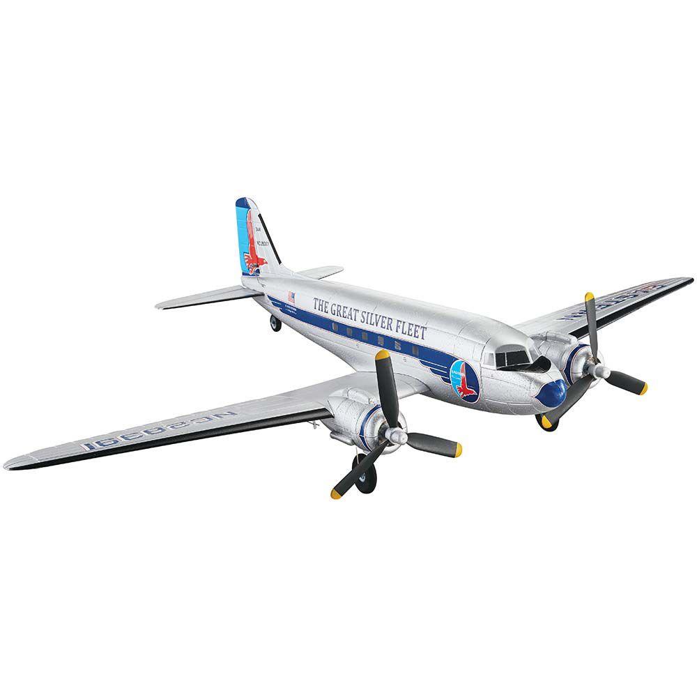 Flyzone FLZA2420 - Micro Douglas DC-3 Airliner EP RTF 23