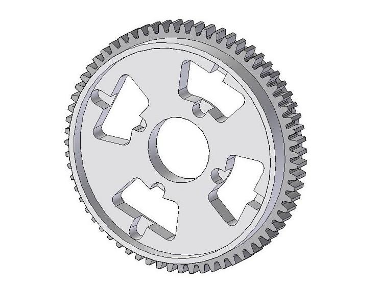 Fenix DGD001-92 - Fenix Gear Diff - Spur Gear 92-64