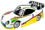 Colt M01RTR-911 GT1 - 1:10 Mini Nitro Car, 2-Speed, RTR