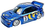 Colt M01RTR-Impreza WRC - 1:10 Mini Nitro Car, 2-Speed, RTR