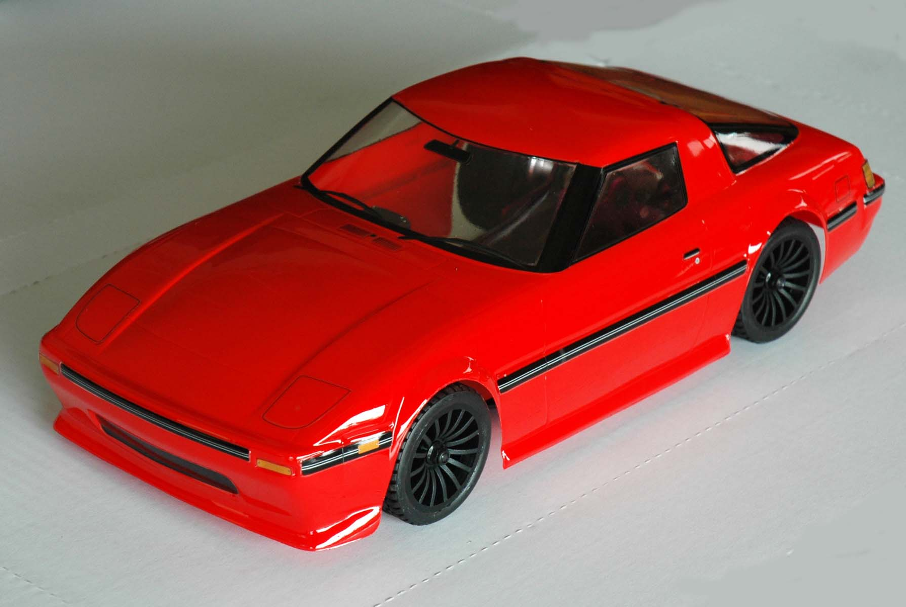 Colt M01RTR-RX7 SA22C - 1:10 Mini Nitro Car, 2-Speed, RTR
