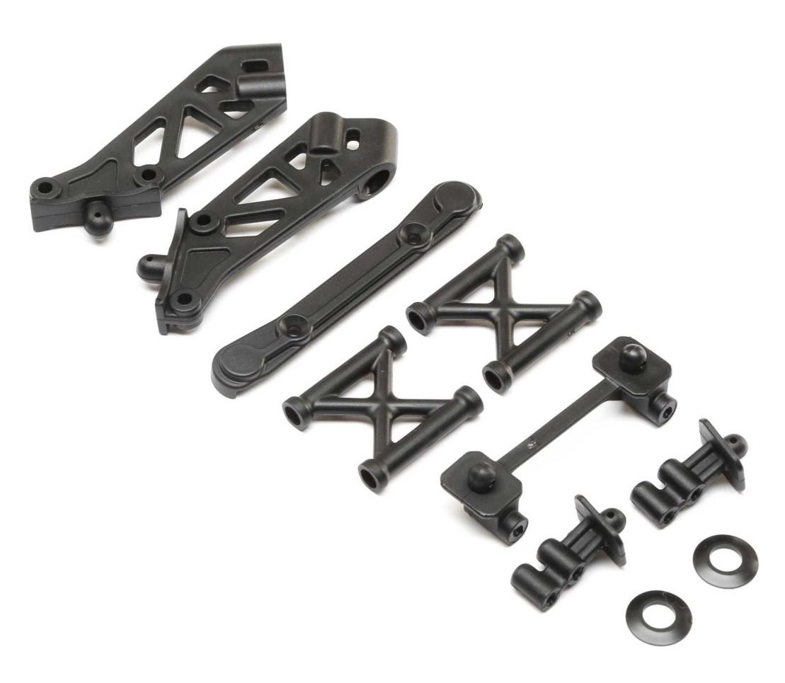 Losi LOS230046 - Body and Wing Mount Set (TENACITY T)