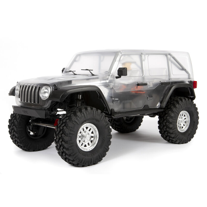 Axial AXI03007 - 1/10 SCX10 III Jeep JLU Wrangler with Portals 4WD Kit
