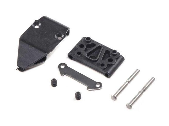Losi LOS214010 - Front Pivot & Bumper (Mini-T 2.0)