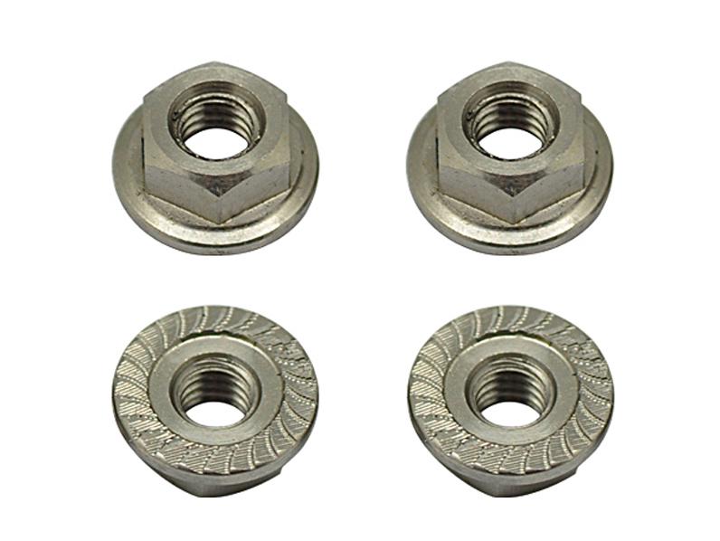 Core CR304 - Titanium Wheel Nuts M4