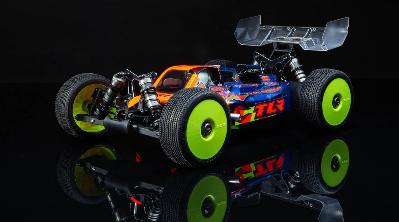 TLR 04010 - 1/8 8IGHT-X 4WD Nitro Buggy Elite Race Kit