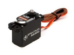 Spektrum SPMSA6300 - A6300 Standard Digital HV Ultra Torque Brushless Metal Gear Aircraft Servo
