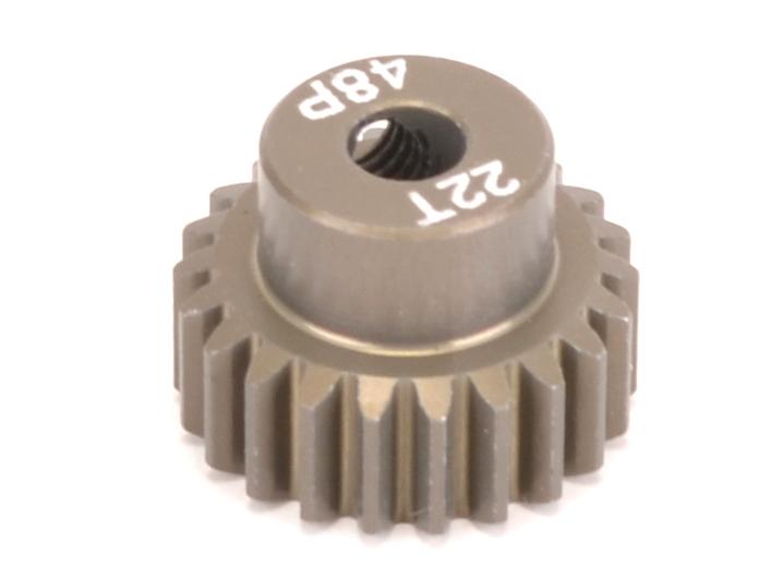 Core CR4822 - Pinion Gear 48DP 22T, 7075 Hard