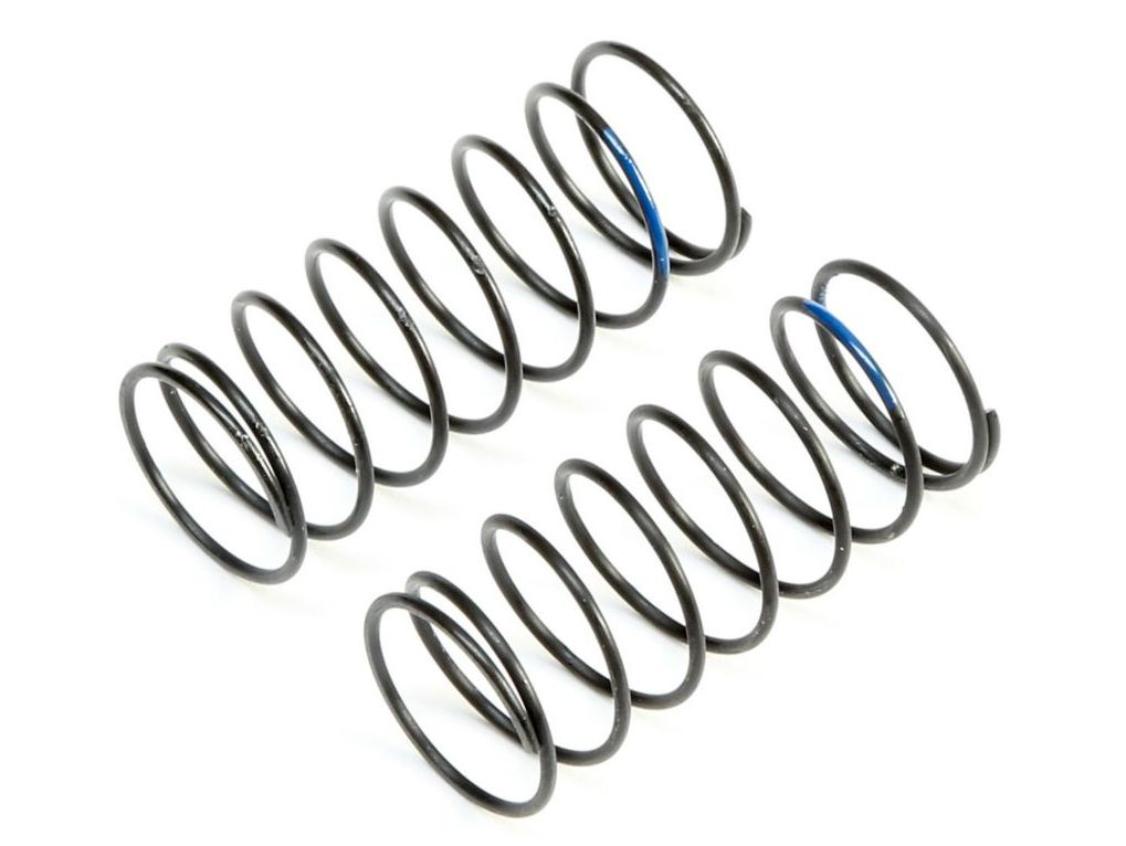 TLR 233048 - Front Springs, Blue, Low Frequency 12mm