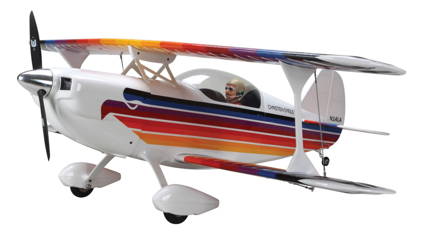 Hanger 9 HAN5010 - Christen Eagle II 90 ARF, 54 inches