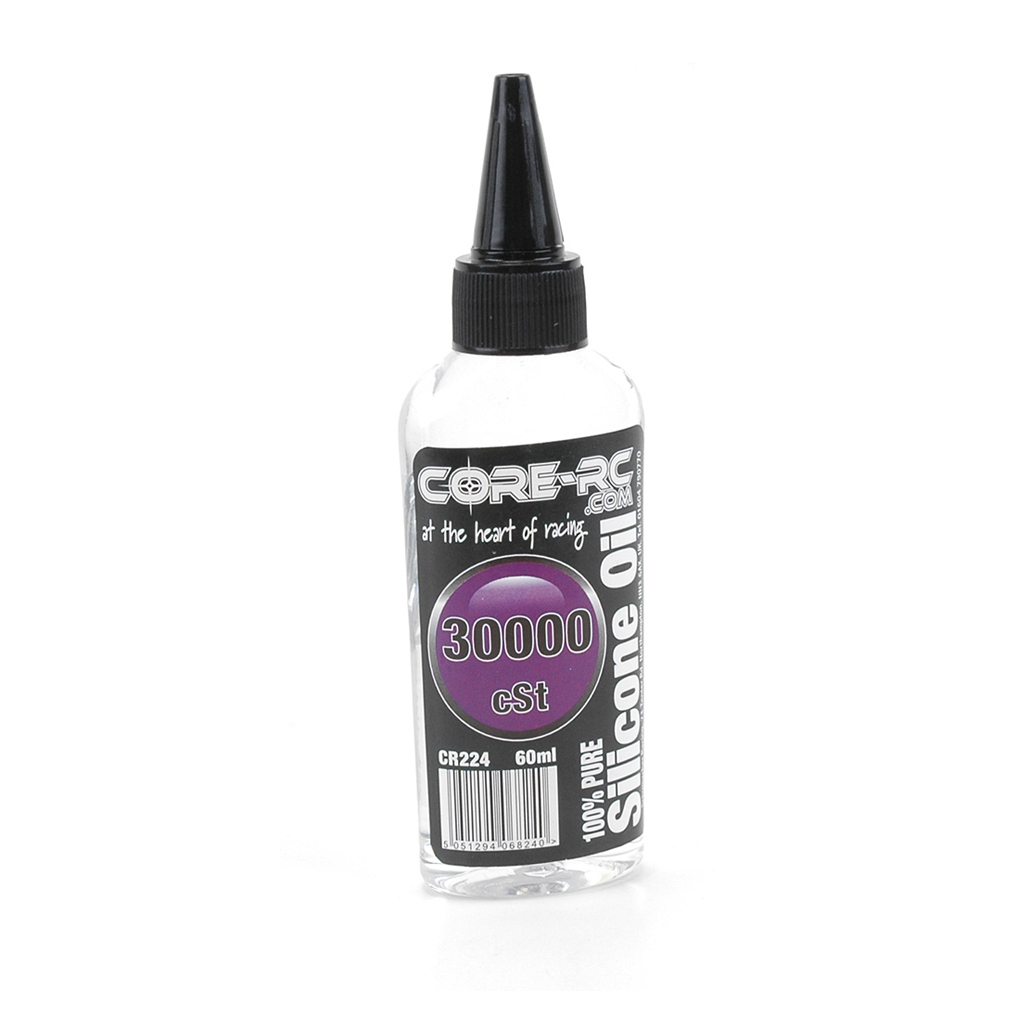 Core CR224 - CORE RC Silicone Oil - 30000cSt - 60ml