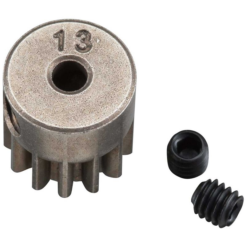 Axial AXIC0724 - Pinion Gear 32P 13T Steel 3mm Motor Shaft (AX30724)