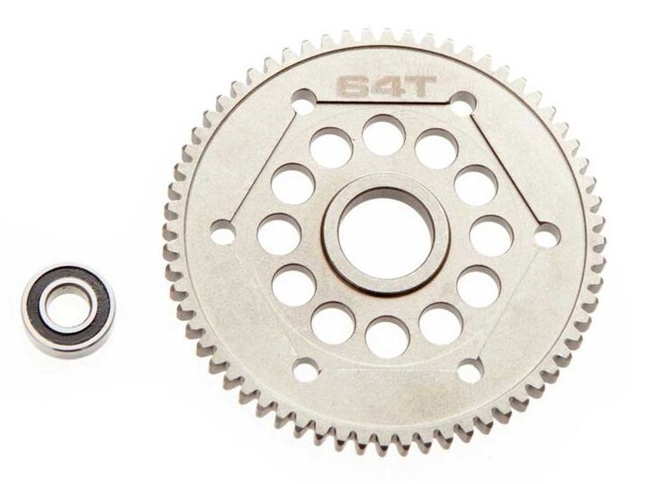 Axial AXIC0846 - Steel Spur Gear 32P 64T Yeti (AX31161)