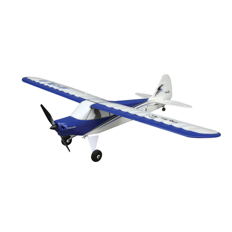 Hobbyzone HBZ44500 - Sport Cub S 2 BNF Basic with SAFE