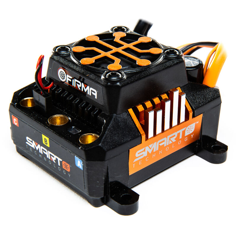 Spektrum SPMXSE1160 - Firma 160A Brushless Smart ESC, 3S-8S