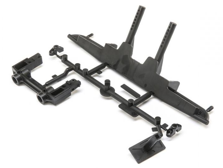 Axial AXIC1537 - Chassis Unlimited K5 Rear  (AX31537)