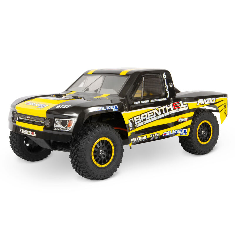 Losi LOS03019T1 - 1/10 TENACITY TT Pro 4WD SCT Brushless RTR with Smart RTR