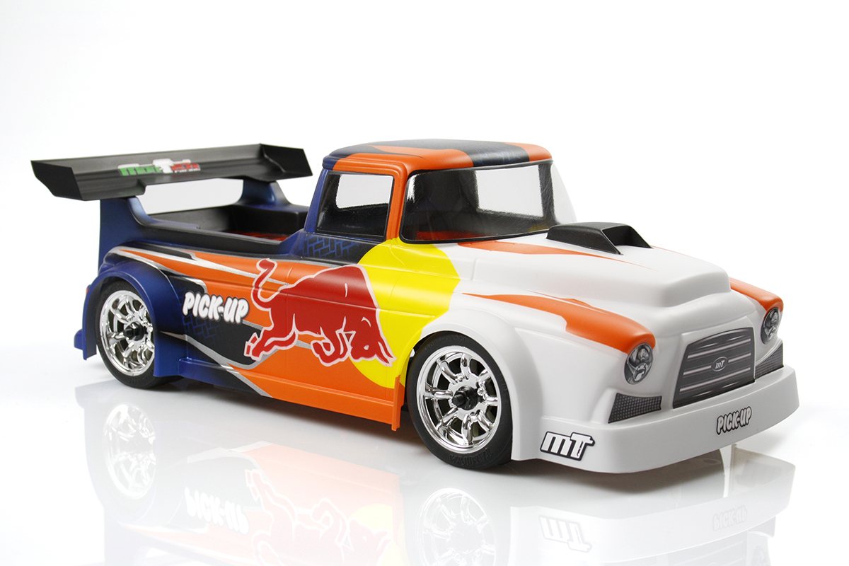 Mon-Tech 020-006 - Pick-Up M, clear M-Chassis Body