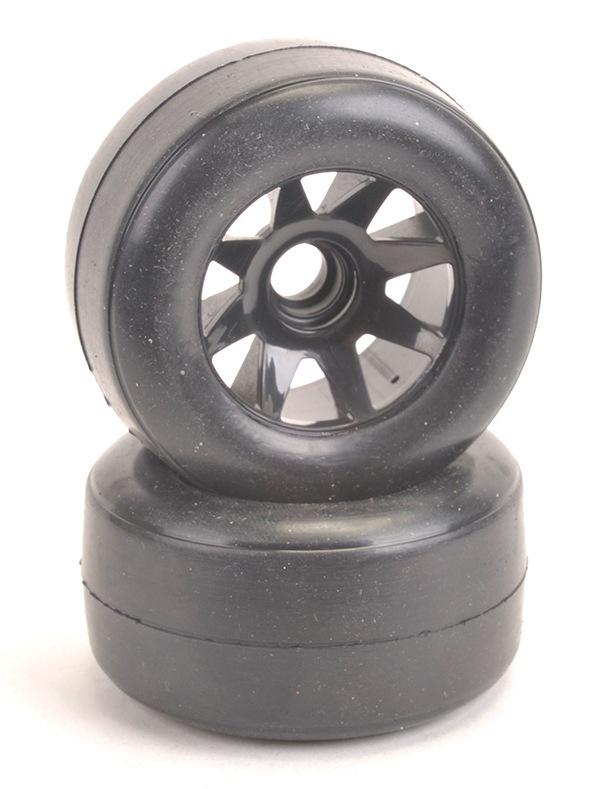 Schumacher XG-571C - Shimizu F1 Front Tyre Soft - Pre-Glued