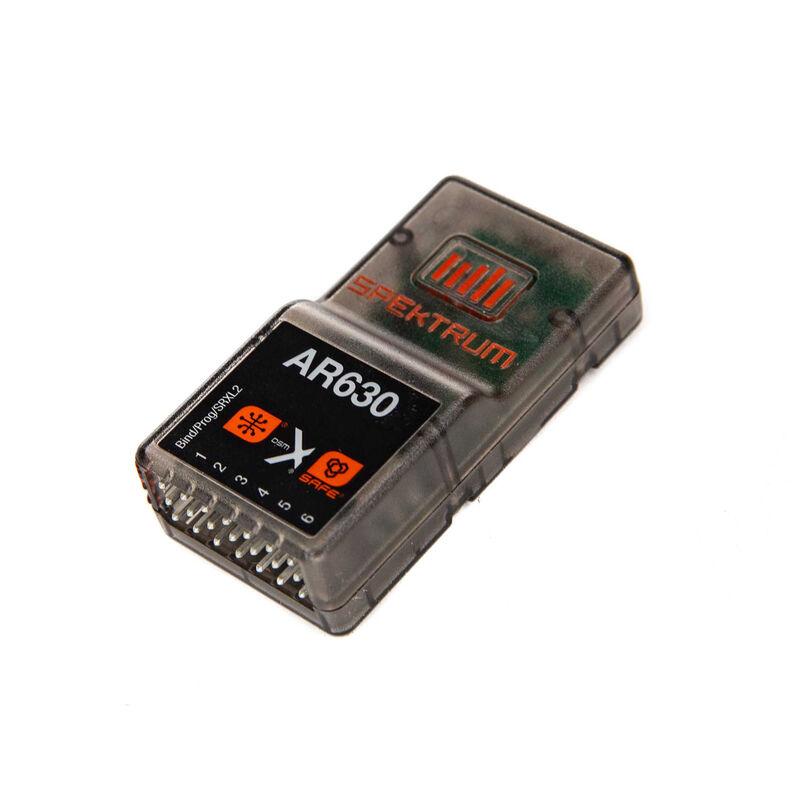 Spektrum APMAR630 - AR630 6 Channel AS3X SAFE Receiver