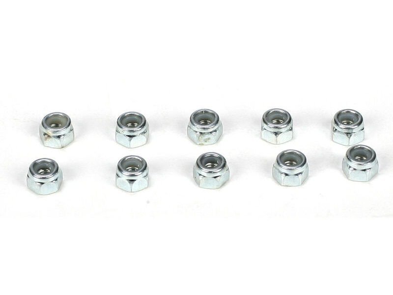 TLR 6313 - Locknut, M3 x .5 x 5.5mm