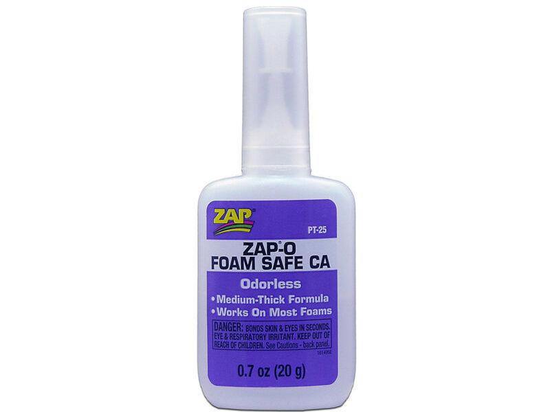 Zap PA-25 - Zero Foam Safe CA