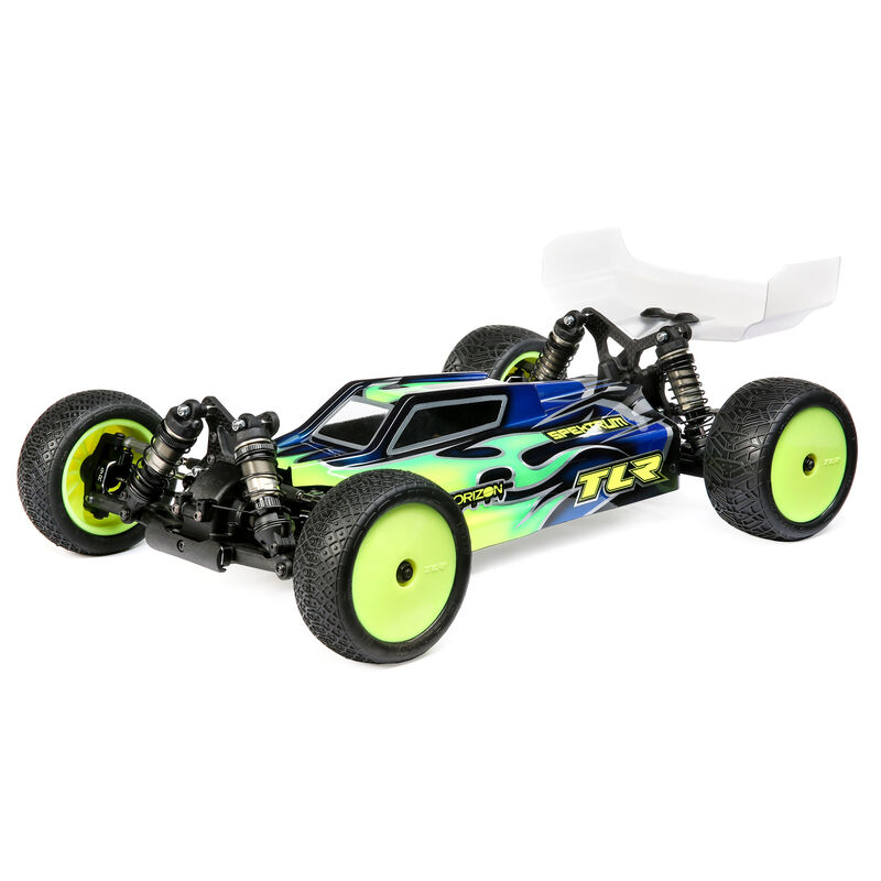 TLR 03020 - 1/10 22X-4 4WD Buggy Race Kit