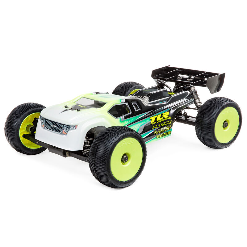 TLR 04009 - 1/8 8IGHT-XT/XTE 4WD Nitro/Electric Truggy Race Kit