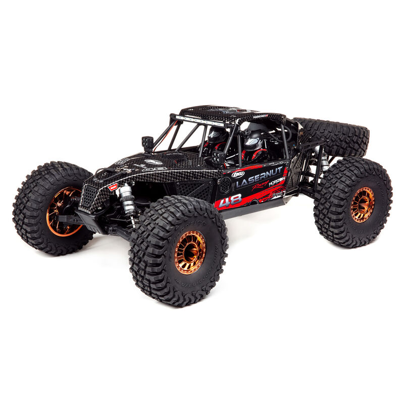 Losi LOS03028T2 - 1/10 Lasernut U4 4WD Brushless RTR with Smart ESC