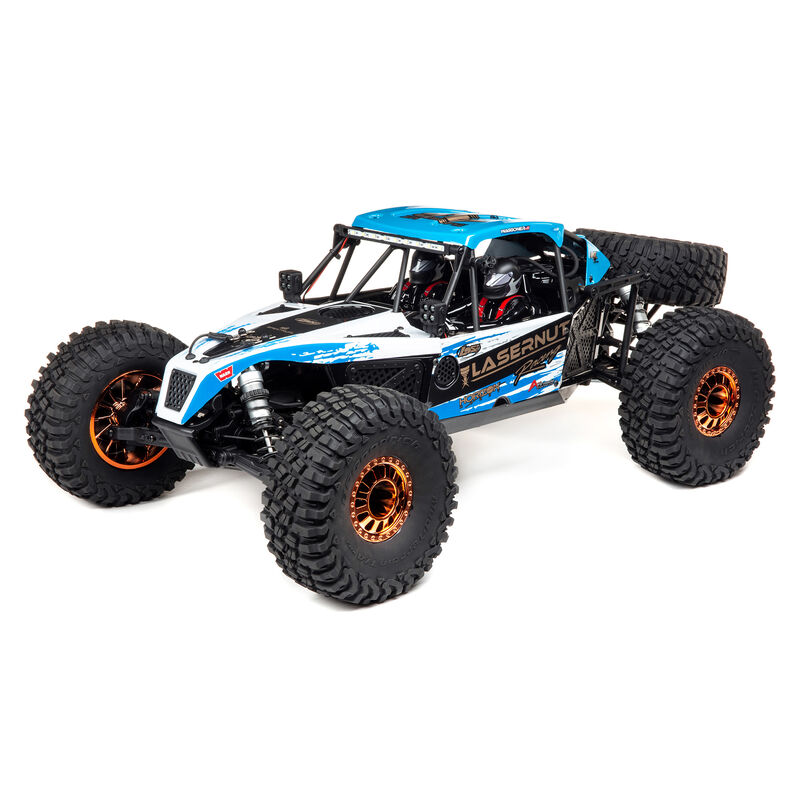Losi LOS03028T1 - 1/10 Lasernut U4 4WD Brushless RTR with Smart ESC