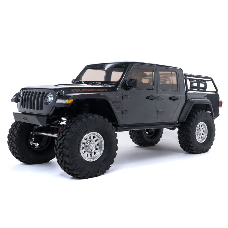 Axial AXI03006T1 - 1/10 SCX10 III Jeep JT Gladiator Rock Crawler with Portals RTR