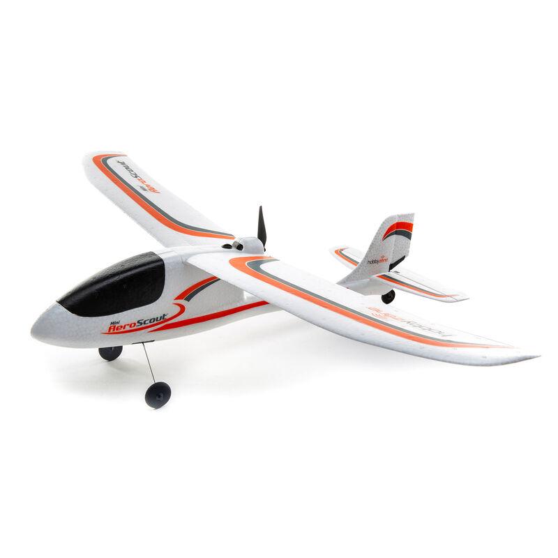 HobbyZone HBZ5700 - Mini AeroScout RTF
