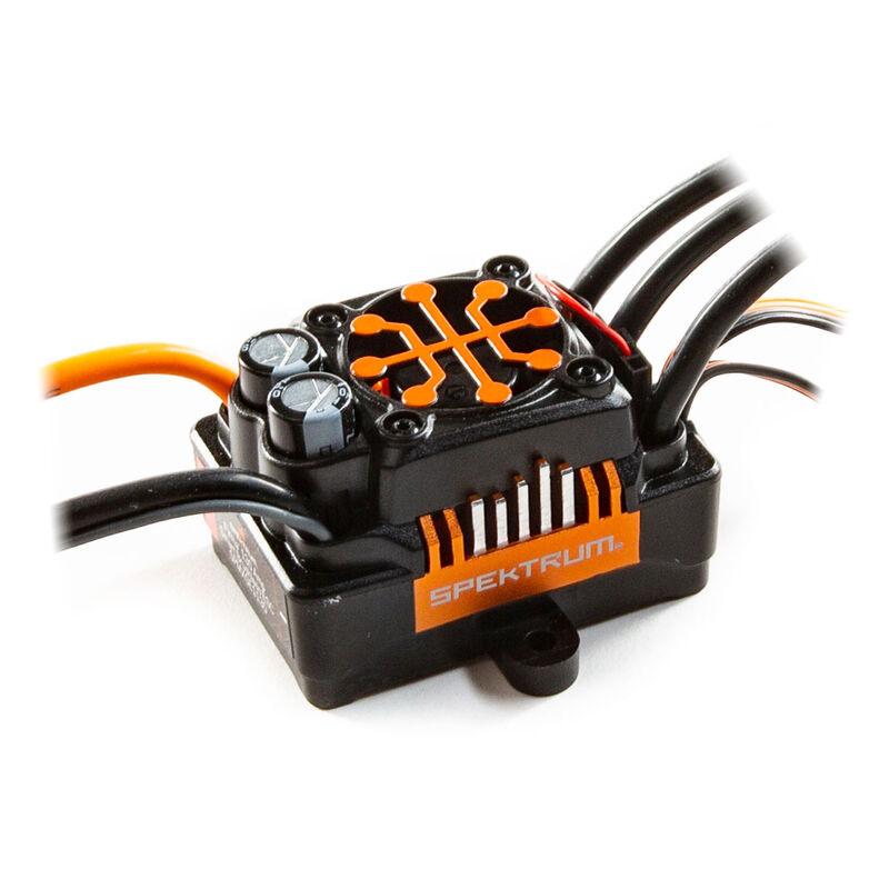 Spektrum SPMXSE1130 - Firma 130A Brushless Smart ESC, 2S-4S