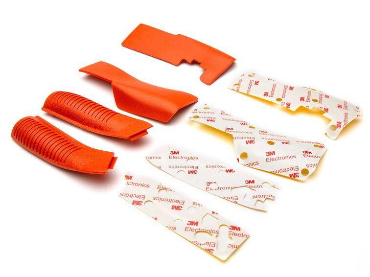 Spektrum SPMA9607 - Orange Grip Set with Tape (iX12)