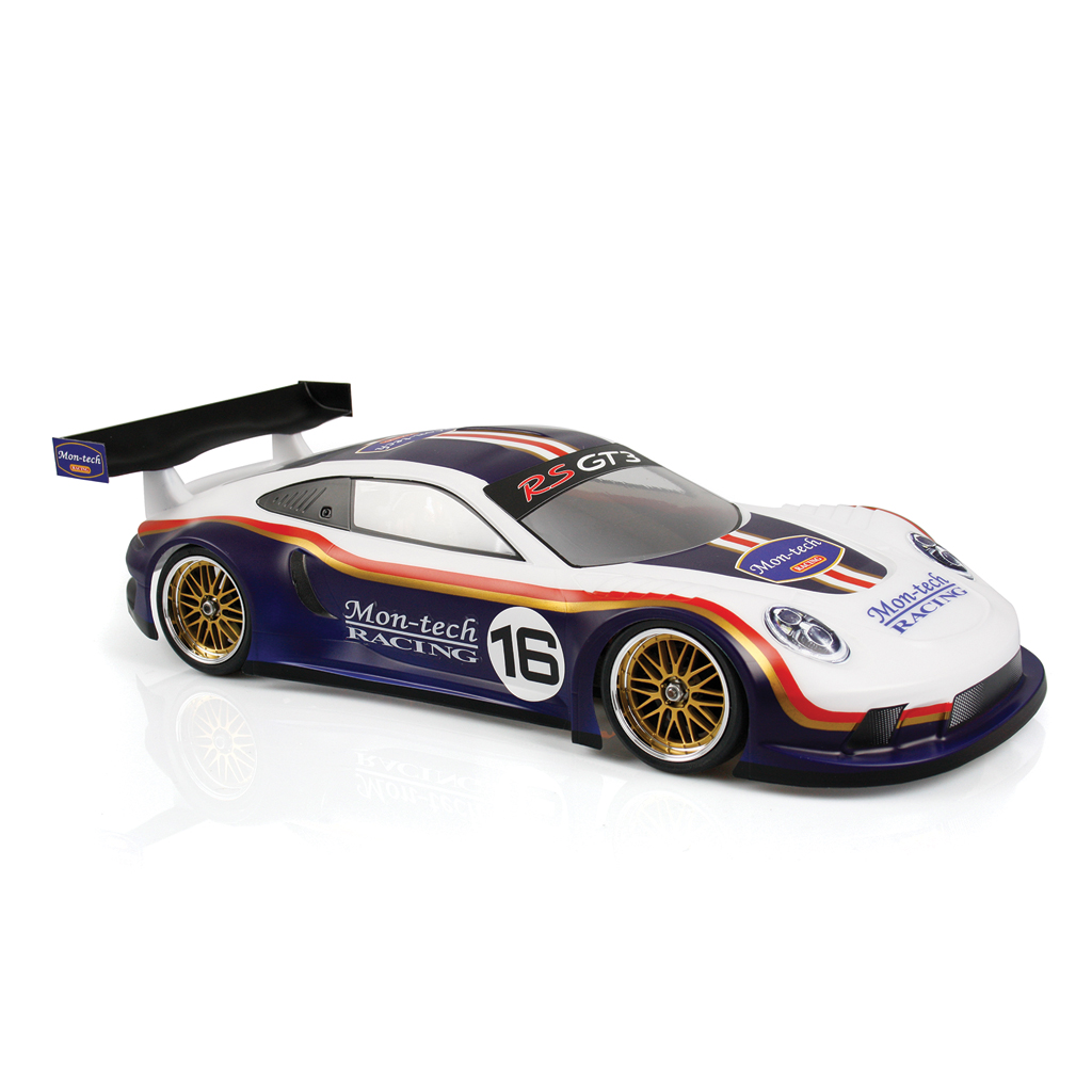 MonTech 002004 - RS GT3 Body (190mm)