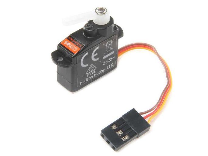 Spektruk SPMSA3070 - 3.7g Sub-Micro Analog Air Servo