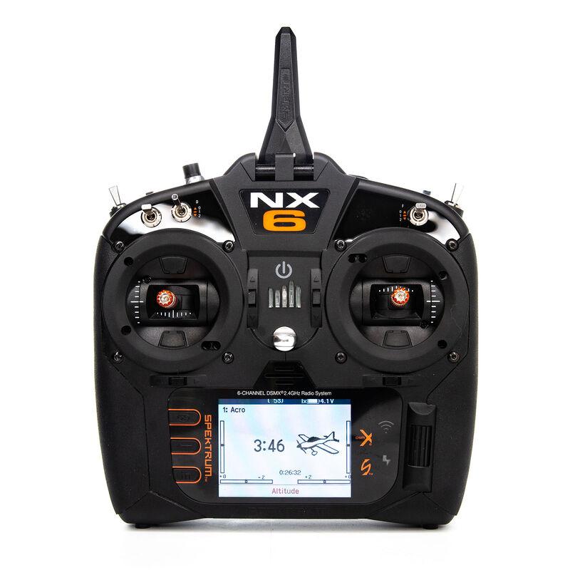 Spektrum SPMR6775 - NX6 6-Channel Transmitter Only
