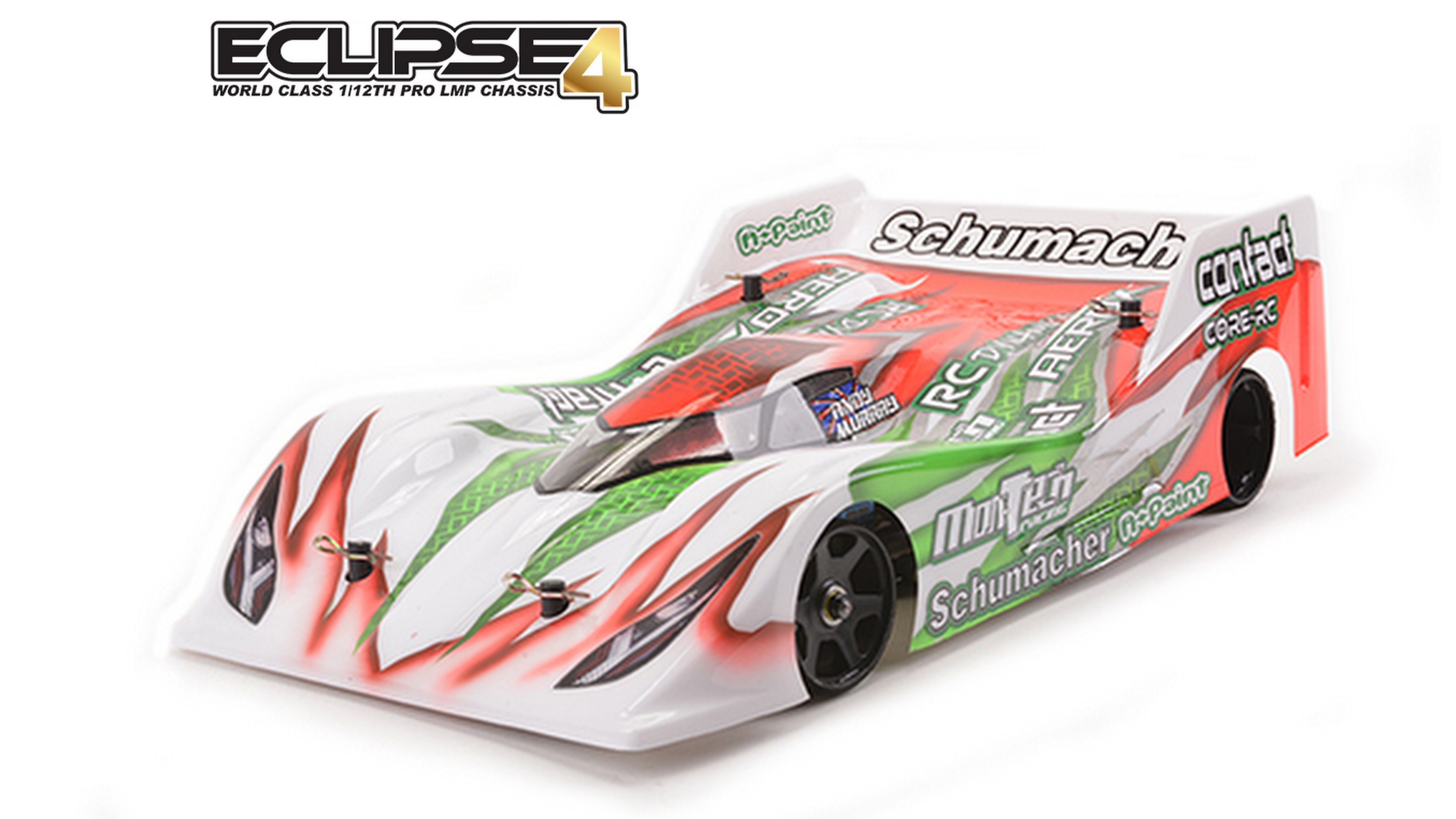 Schumacher K192 - Eclipse 4 - 1/12th Circuit - Kit