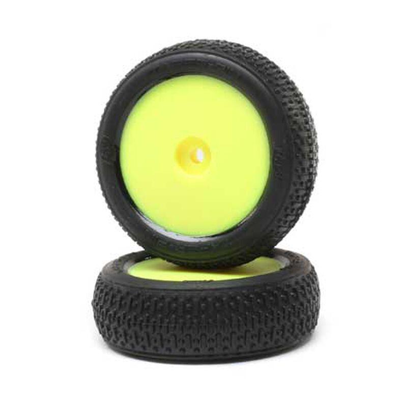 Losi LOS41015 - Taper Pin FR Mounted Yellow (Mini-B)