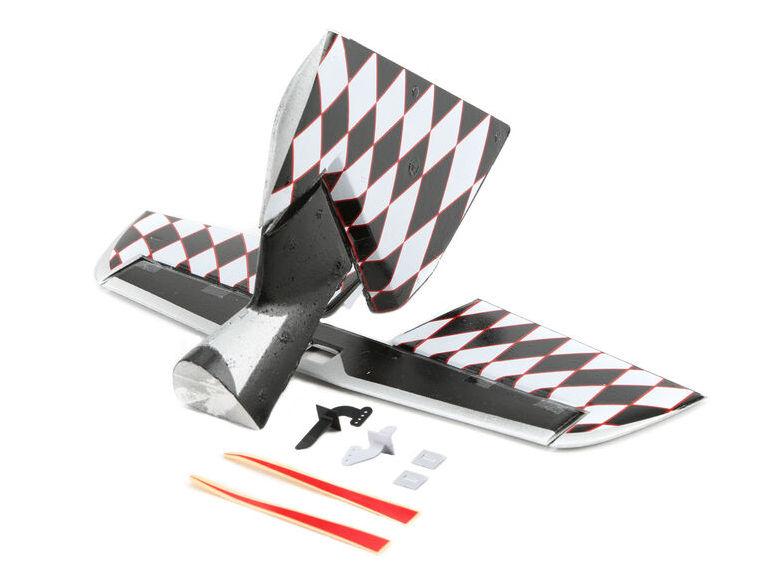 E-flite EFLU5060 - Tail Set (UMX P3 Revolution)