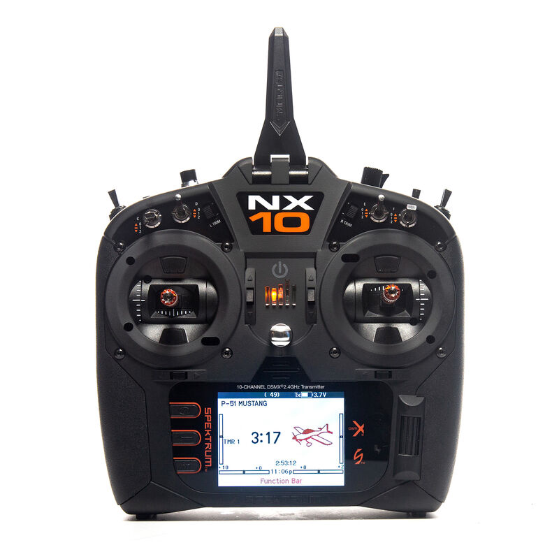 Spektrum SPMR10100 - NX10 10-Channel Transmitter Only