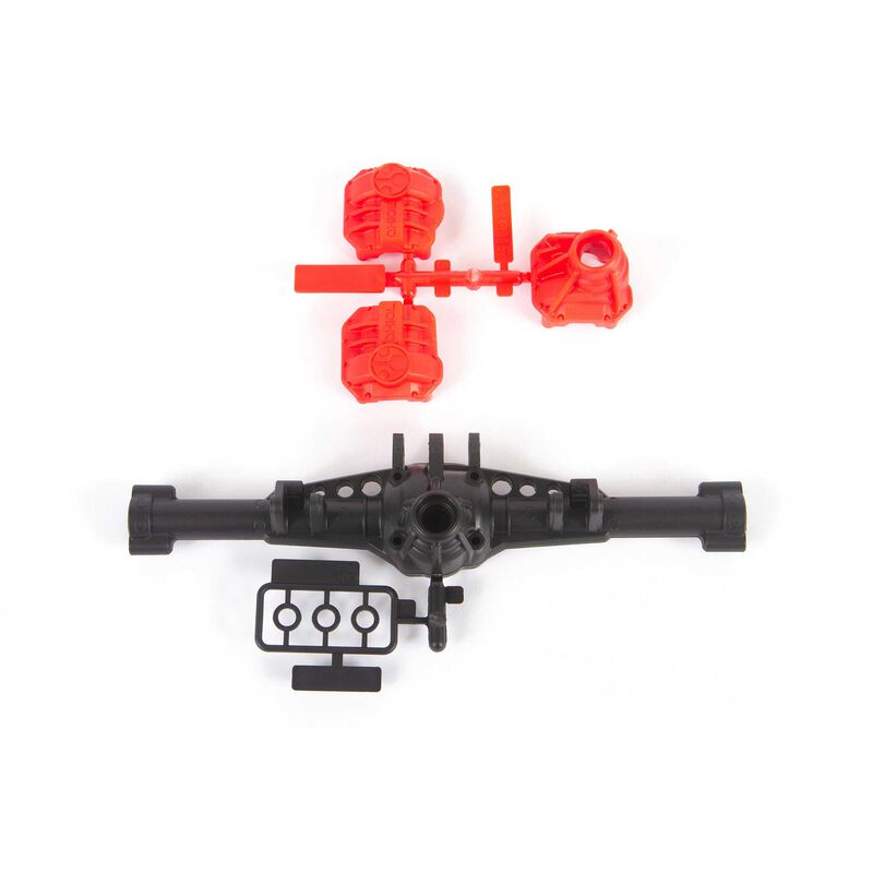 Axial AXI232000 - AR44 Axle Housing & Cover Set: UMG 6x6