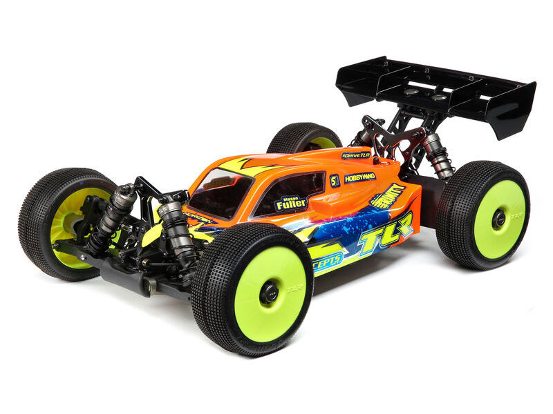 TLR 04011 - 1/8 8IGHT-XE Elite 4WD Electric Buggy Race Kit