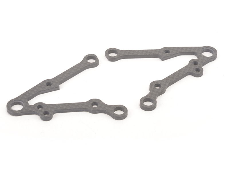 Schumacher U8163 - C/F Rear Pivot Ball Wishbones (Mi7)