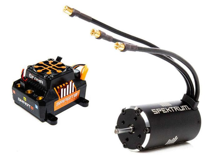 Spektrum SPMXSEMC06 - Firma 160A Brushless Smart ESC / 1250Kv Sensorless Motor Combo