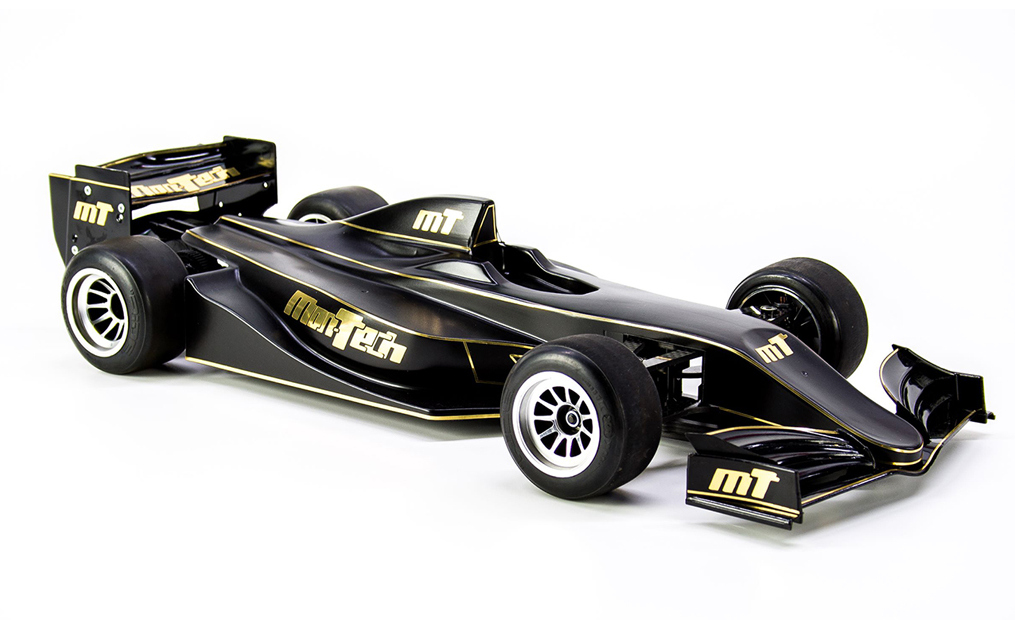 MonTech 021009 - Formula 1 - F22 Body