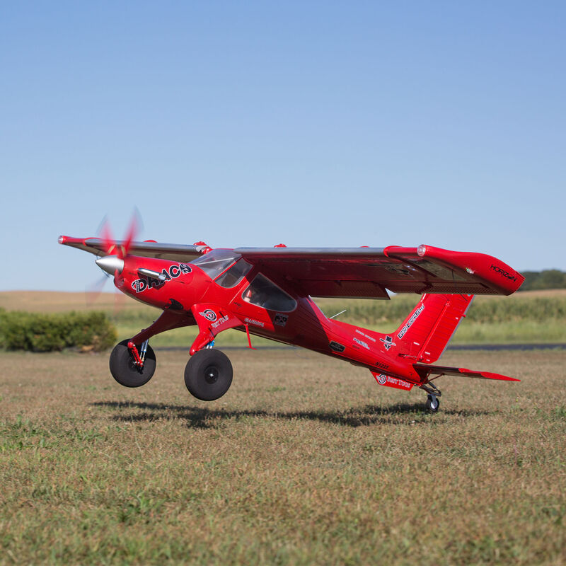 E-flite EFL12550 - DRACO 2.0m Smart BNF Basic with AS3X and SAFE Select