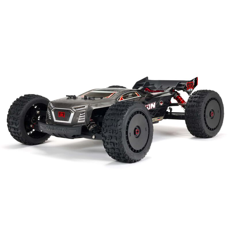Arrma ARA8707 - 1/8 TALION 6S BLX 4WD EXtreme Bash Speed Truggy RTR, Black